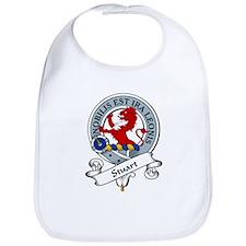 Stuart Clan Badge Bib