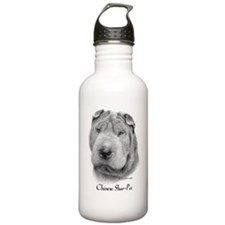 Chinese Shar-Pei Water Bottle