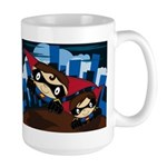 Cute Superhero Coffee Mug