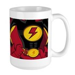 Flash Superhero Coffee Mug