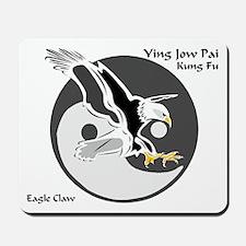 Ying Jow Pai Kung Fu Logo Mousepad