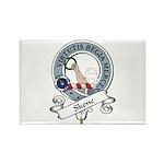 Skene Clan Badge Rectangle Magnet (10 pack)