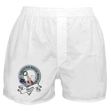 Skene Clan Badge Boxer Shorts