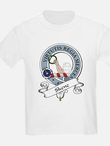 Skene Clan Badge Kids T-Shirt