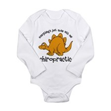 Spine With Me Long Sleeve Infant Bodysuit