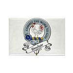 Sinclair Clan Badge Rectangle Magnet (10 pack)