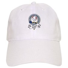 Sinclair Clan Badge Baseball Cap