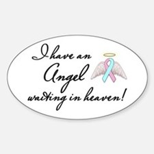 Angel Waiting Decal
