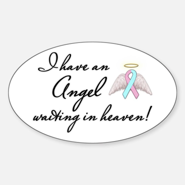 Angel Waiting Stickers