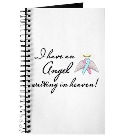 Angel Waiting Journal