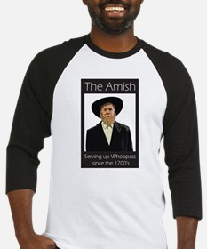 The Amish Baseball Jersey
