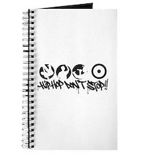 Hip-hop don't stop !! Journal