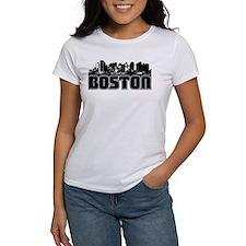 Boston Skyline Tee