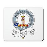 Shaw Clan Badge Mousepad