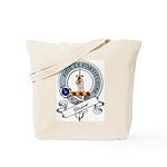 Shaw Clan Badge Tote Bag