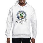 Seton Clan Badge Hooded Sweatshirt