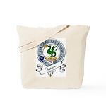 Seton Clan Badge Tote Bag