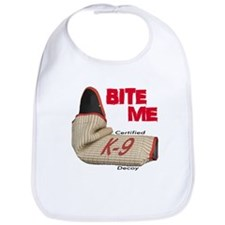 BITE ME Certified K-9 Decoy Bib