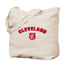 Cleveland Throwback Tote Bag
