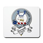 Sempill Clan Badge Mousepad