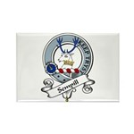 Sempill Clan Badge Rectangle Magnet (10 pack)