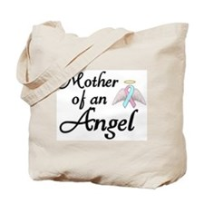 Mother of an Angel Tote Bag