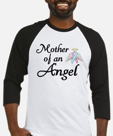 Mother of an Angel Baseball Jersey