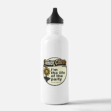Senior Citizen's ~ Water Bottle