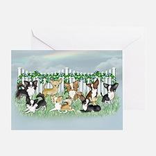 So Many Chihuahuas Greeting Card