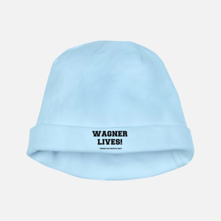 2-WAGNER LIVES Baby Hat