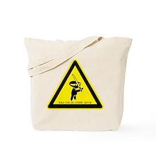 Ninja Xing Tote Bag