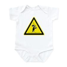Ninja Xing Infant Bodysuit