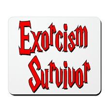 Exorcism Survivor Mousepad