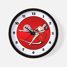 Giovannoni Cams Wall Clock