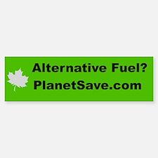 Alternative Fuel (Bumper)