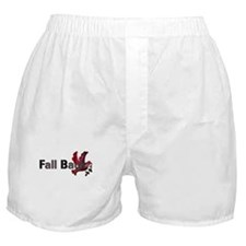 Cute Fall off Boxer Shorts