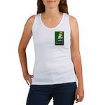Woodcutter Gnome Pocket Women's Tank Top