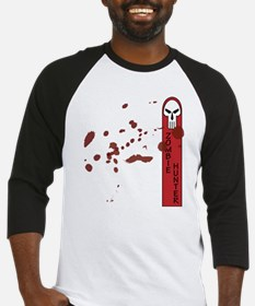 Zombie Hunter Baseball Jersey