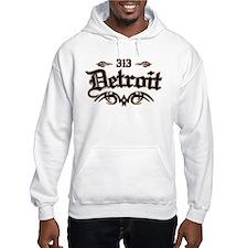 Detroit 313 Hoodie