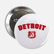 "Detroit Throwback 2.25"" Button"