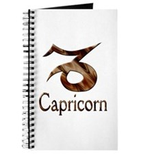 Capricorn Zodiac Gifts Journal