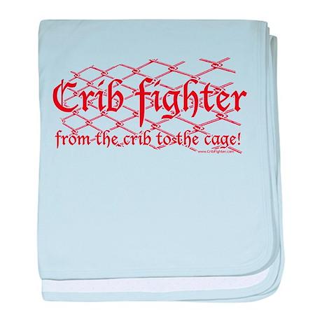 Crib Fighter Cage Infant Blanket