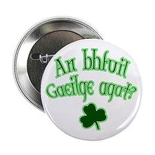 Speak Irish? Button