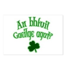 Speak Irish? Postcards (Package of 8)