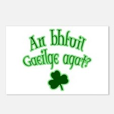 Speak Irish? Postcards (Package of 8)