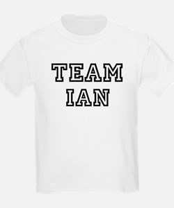 Team Ian Kids T-Shirt