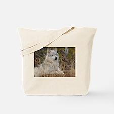 Wolf Pack Tote Bag