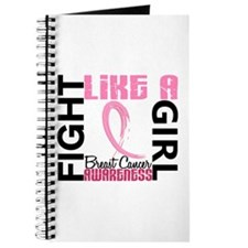 Licensed Fight Like a Girl 3.3 Journal