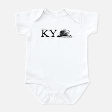 KY DERBY HAT Infant Bodysuit
