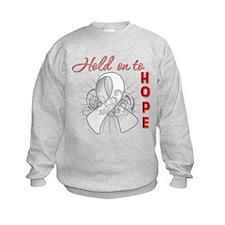 Bone Cancer Sweatshirt